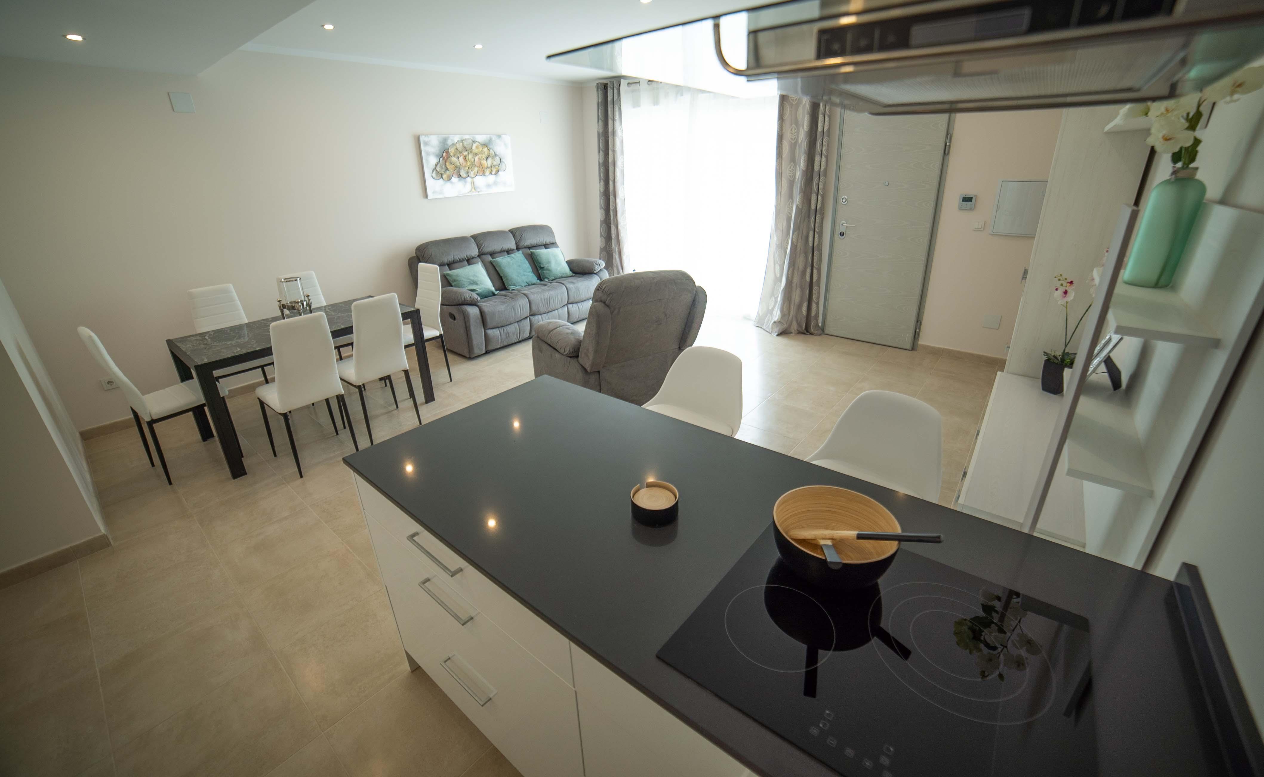 Precioso bungalow con solarium habitable