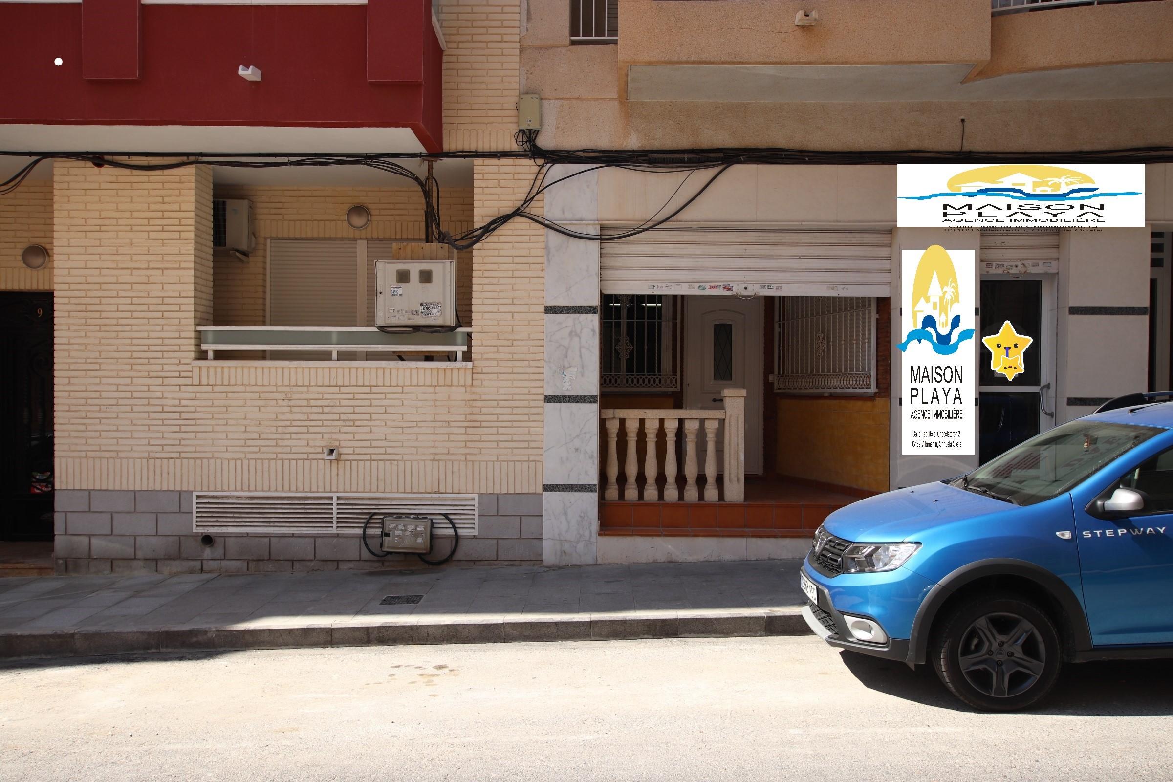 Local con vivienda en Torrevieja