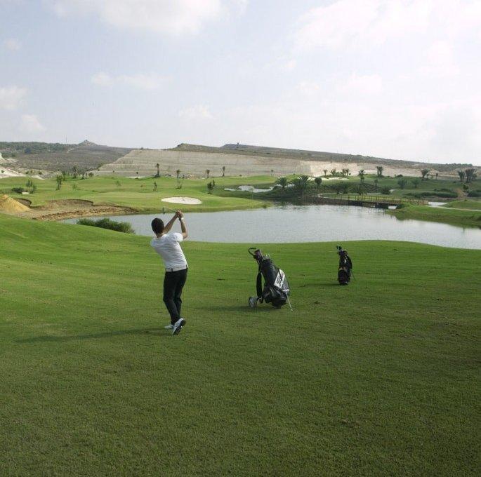 Campo de golf Vistabella